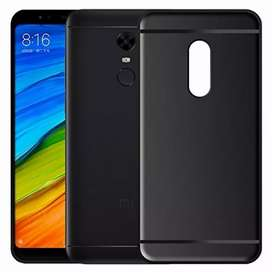 Unused Redmi note 5 (solid black)