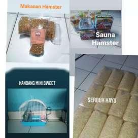 Perlengkapan Hamster Murah