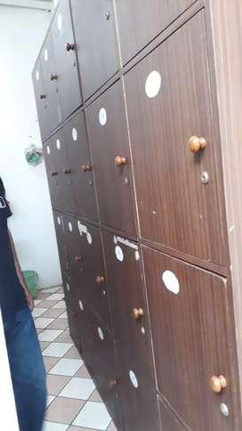 Jual loker banyak pintu