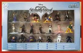 Action figur jada nano metalfigs kingdom hearts murah