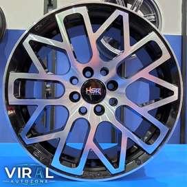 Velg Racing Ring 16 Lubang 4 Pelak Mobil Brio Swift Vios Lancer Dll