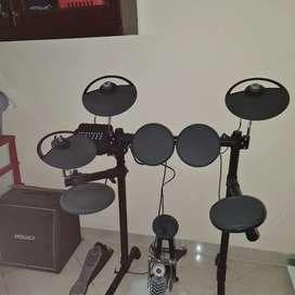 drum dtx 450 + speaker legacy lk 30