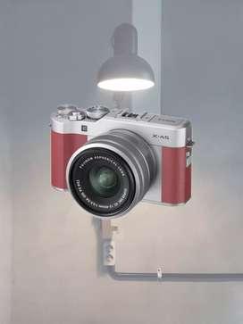 Sewa kamera mirrorles fujifilm xa5 bandung