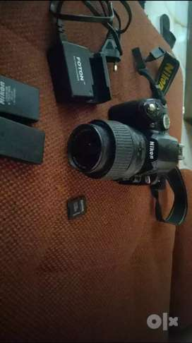 Nikon d60 urgent sale