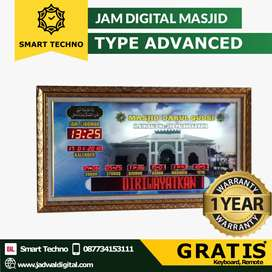Pusat Jam Shalat Digital Di Kutai Timur