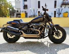 Harley Davidson Fatbob 107 2018