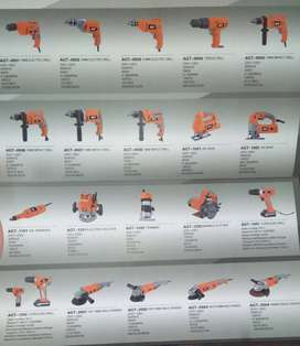 Professional Power Tools of Haina & AGT Brand