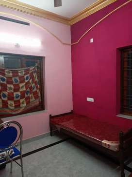 Newly built individual room at vanchiyoor