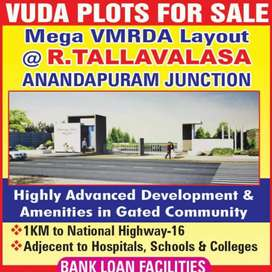 Anandapuram  junction new 2 BHK independent houses newly launched