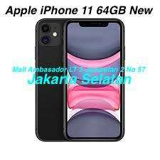 Bisa Cicilan iPhone 11 64GB New Grenpell Apple