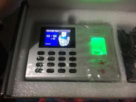 Attendance machine zk teco k40 with reporting software