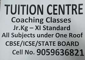 (Tuition Centre Coaching Classes)