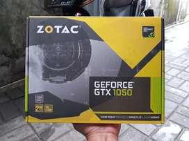 Zotac GTX 1050 2gb Mulus banget