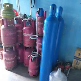 Jual Tabung Oxygen dan Tabung LPG