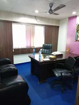 Fully furnished Office for rent at Chatrapati Square, Nagpur.