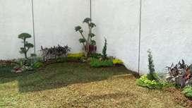 Jasa ahli dekorasi taman-dekorasi taman halaman rumah-free onkir