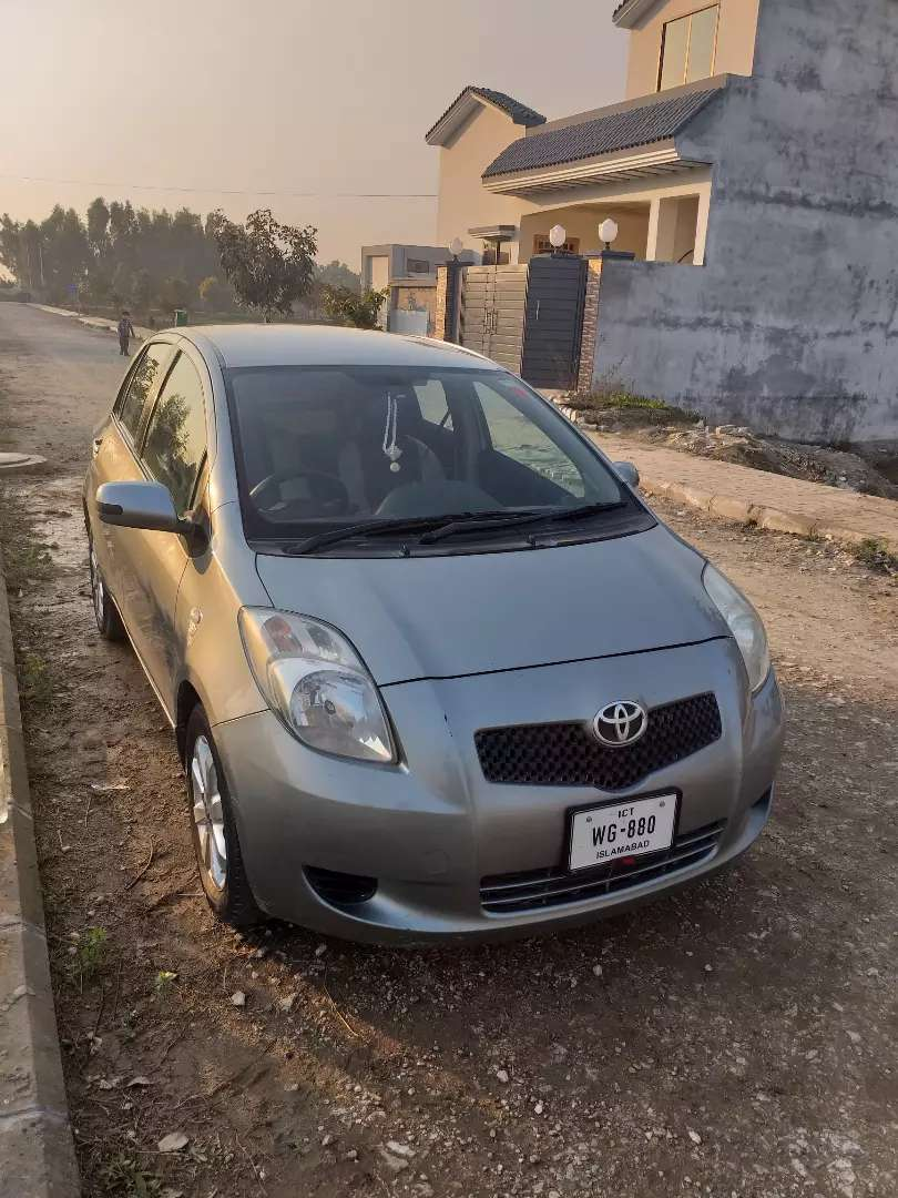 Toyota yaris manual TR model for sale or exchange possible 0