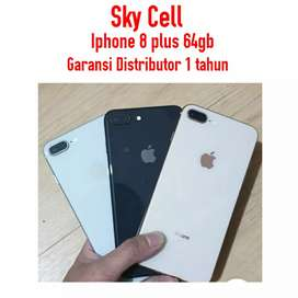 Iphone 8 plus 64gb Bisa Cash & Credit Sky Cell