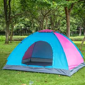 Camping and Outdoor Survival Accessories such as Backpacks, Tents