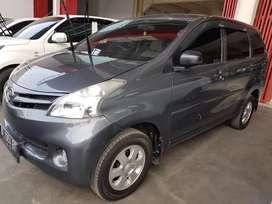Daihatsu Xenia X Manual 2014 abu2 dp ringan