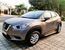 Nissan Kicks XL D, 2019, Diesel