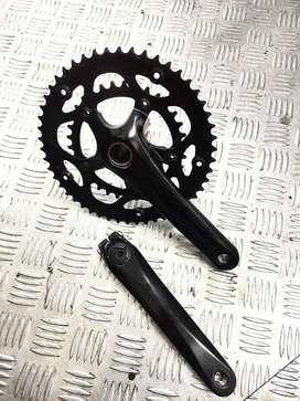 Crankset ProWheel / Crank Sepeda Roadbike