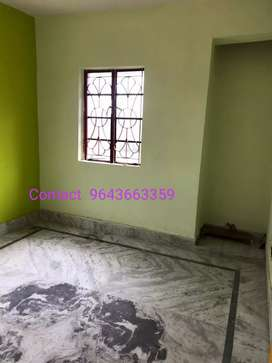 Two rooms are vacant in 3BHK flate