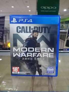 BD PS4 COD Modern Warfare 2019 game cd kaset bluray call of duty ps 4