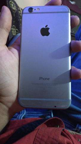 iPhone 6 32 gb well condition