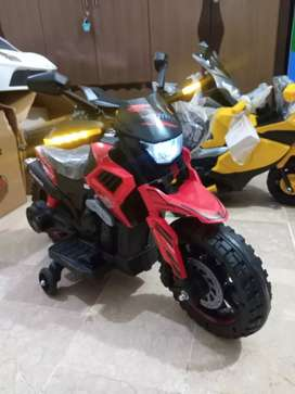 Have a new small trial bike with double bettries fast speed