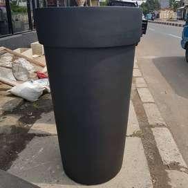 Pot Taman Elegan dan Mewah Jumbo T130cm D70cm
