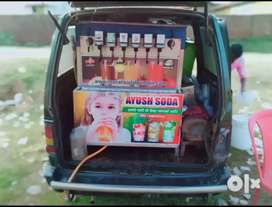 Soda mashin and omni