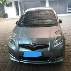 Over kredit Toyota Yaris S Limited tahun 2012