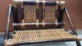 Treated Bamboo sofa set