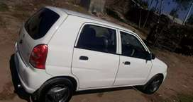 Suzuki Alto 2008 model on easy installment