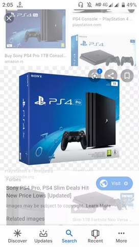 Ps4 1tb packed brand new