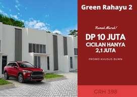 GRH 398 Promo Rumah murah untuk Pegawai BUMN