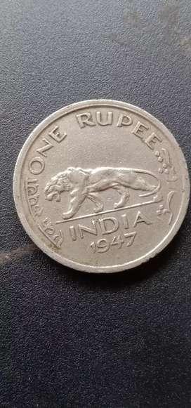 Coin 1rupee