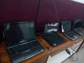 Dell laptop i3/i5 4gb ram 320/500 gb hdd