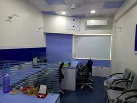 Furnished Office on Rent at station road thane west