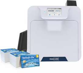 MAGICARD FARGO SMART PVC RFID SMART ID CARD PRINTERS