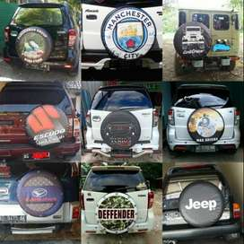 Cover/Sarung Ban Toyota Rush/Terios/Panther/CRV/Feroza Kece Oke buruan