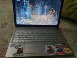 Hp laptop with graphic card