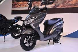 Gudi Padva Offer Brand New BS6 Suzuki Burgman street @low down payment