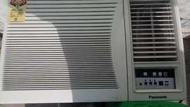 Panasonic window AC 1.5 ton