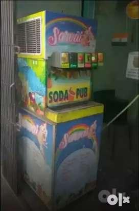 Commercial Soda Dispensing Machine