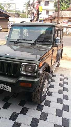Mahindra Bolero SLX BS III, 2002, Diesel