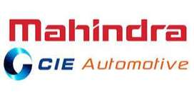 Dear Candidate We have urgent Hiring in India's Mahindra & Mahindra Co