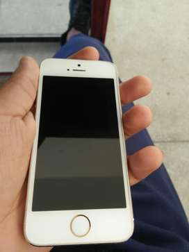Iphone 5s -16gb brand new condition