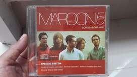 CD Maroon five original special edition